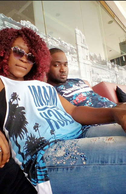 """You're The Queen Of My Heart"" - Internet Marketer Adegboyega Quadri Owolabi Gushes About His Wife Valentina"