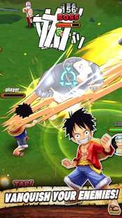 One Piece Thousand Storm Apk Mod Global