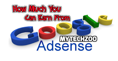 How much you can earn from Adsense ?