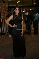 Wamiqa Gabbi in a sleeveless Black Designer Transparent Gown at 64th Jio Filmfare Awards South ~  Exclusive 099.JPG
