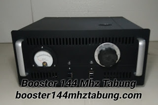Booster Tabung 144 Mhz 300 W