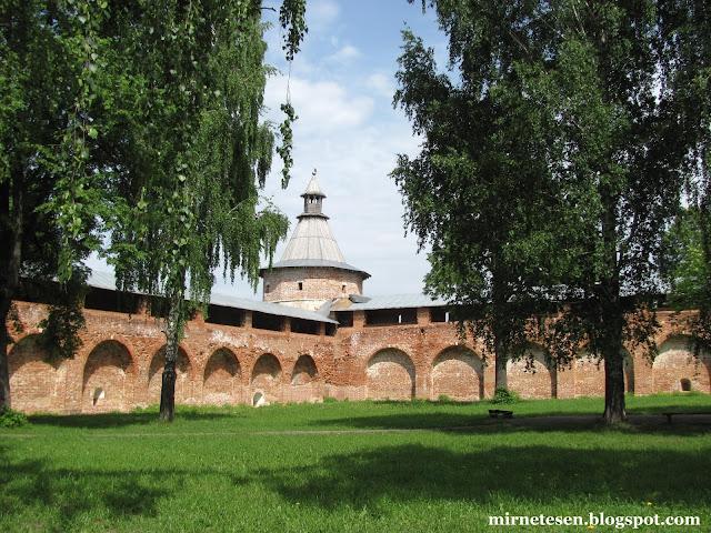 Зарайский кремль - идеальное путешествие на день по Московской области
