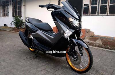 Gambar Modifikasi Motor Yamaha Nmax Paling Terbaru