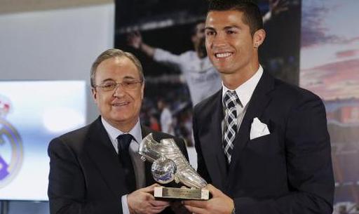 Ronaldo dan Presiden Madrid Selamat dari Percobaan Pembunuhan