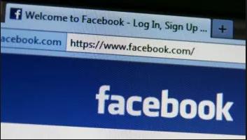 Facebook log in login