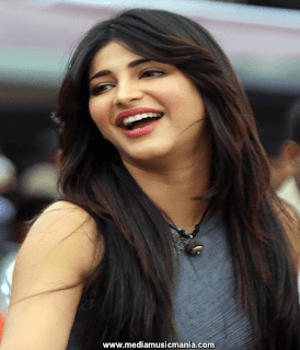 Shruti Haasan Bollywood Actress Beautiful Pictures