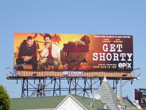 Get Short TV remake billboard
