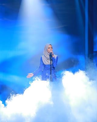 Sarah Suhairi Penyanyi