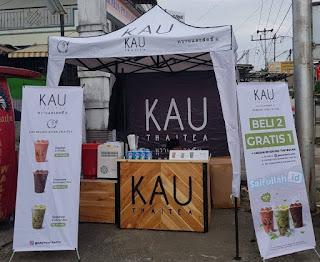 Lowongan Kerja Karyawan Jaga Outlet KAU Thai Tea Pontianak