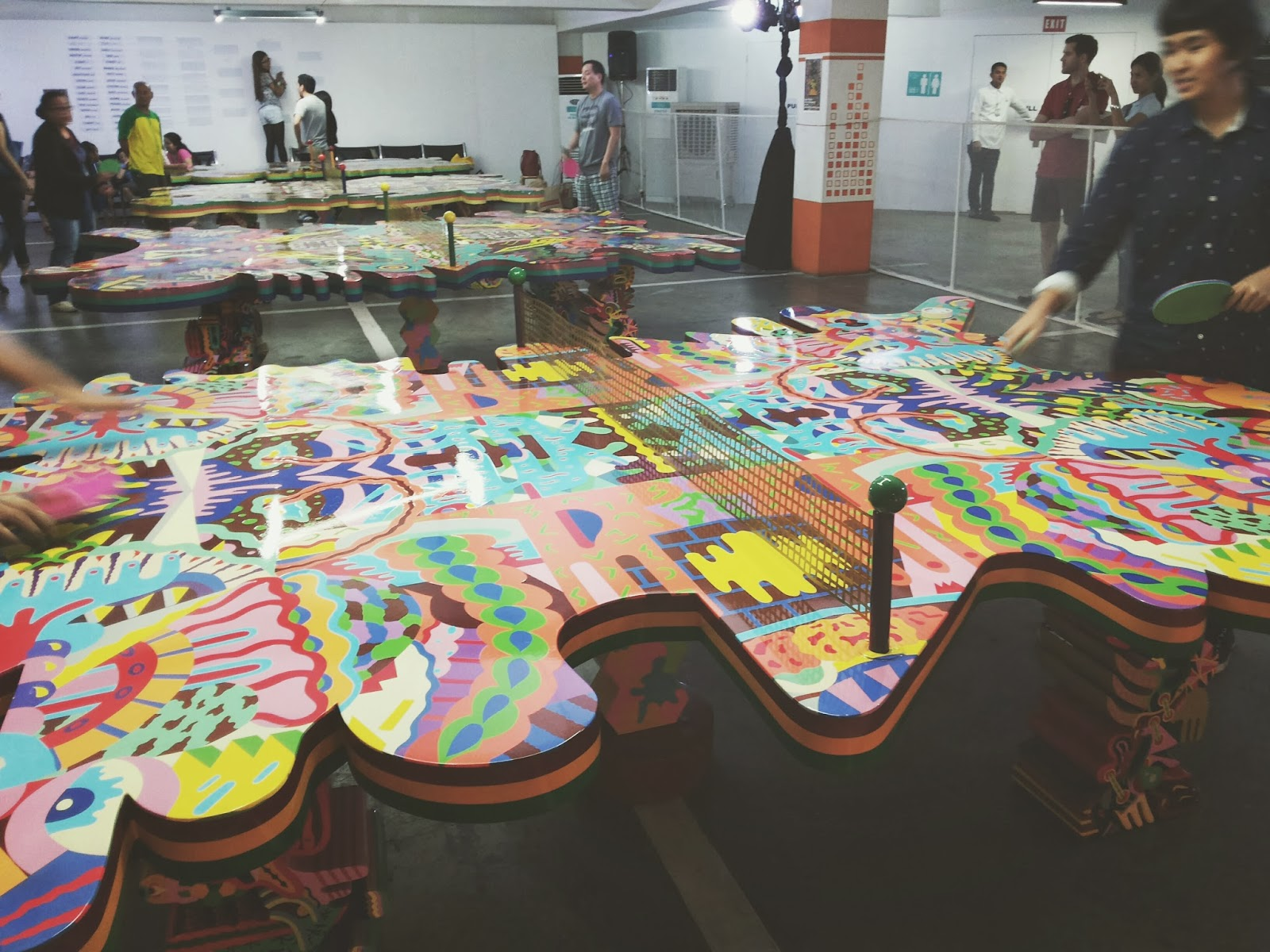 Art Fair Philippines 2014   Awesome in Manila