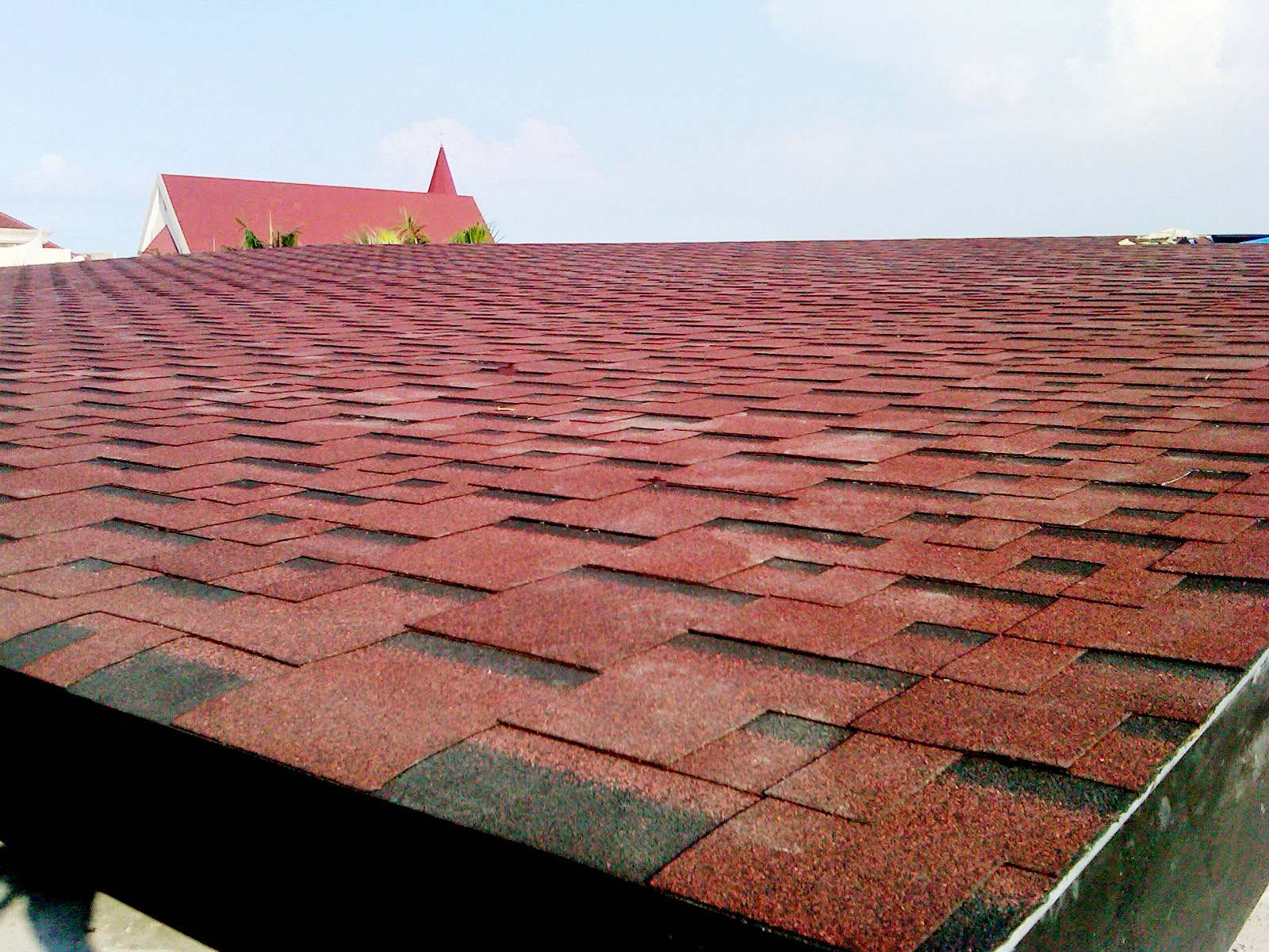 genteng asphalt shingle roof jual surabaya ud sahabat
