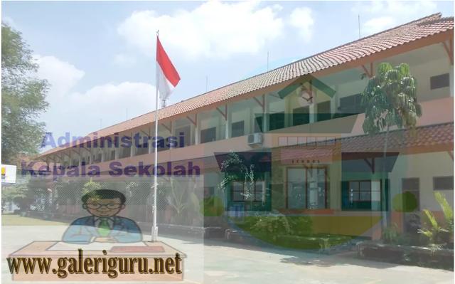29 Berkas Administrasi Kepala Sekolah Lengkap