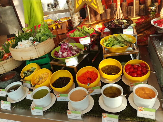 Sajian Aneka Rasa Iftar Buffet Eastin Hotel Penang