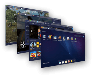 BlueStacks App Player 4.70.0.2106