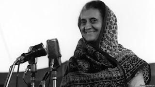 भारत की प्रथम महिला प्रधानमंत्री