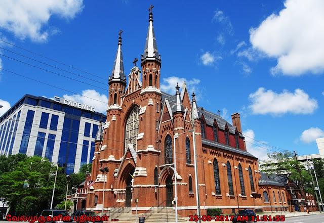 Cathedral of Saint Paul in Birmingham AL