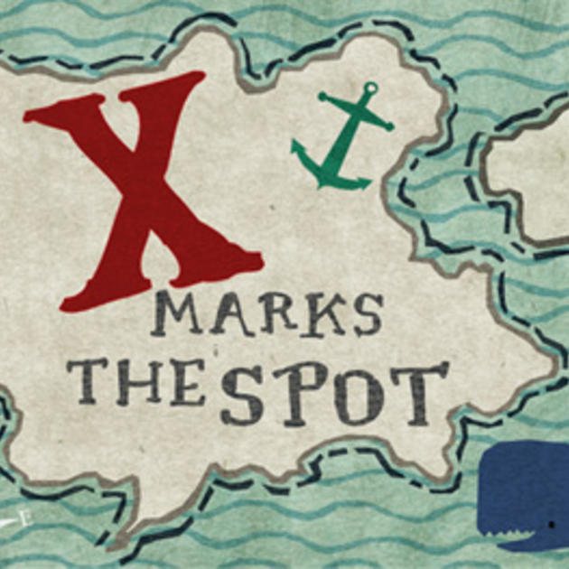 Stephanie Faris: X Is for X Marks the Spot