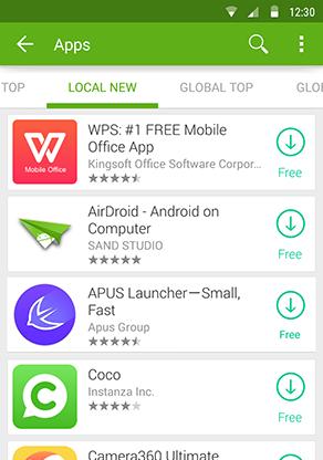 Скачать 1 mobile market apk