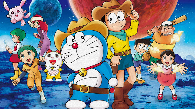 Download Doraemon: Koya Koya Planet HINDI Full Movie [HQ]