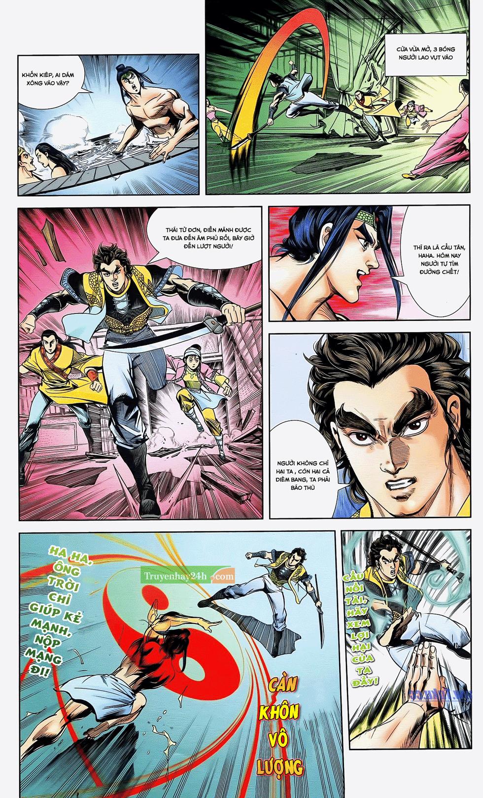 Tần Vương Doanh Chính chapter 22 trang 26