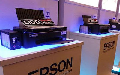 Harga Printer Epson Infus Dibawah 1 Juta | Informasi ...