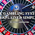 All Progresive Gambling Systems Explained Simply.