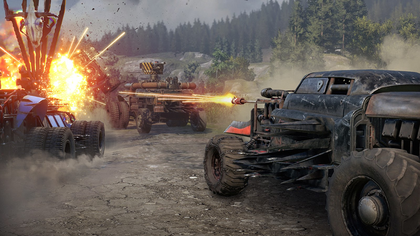 Chalgyr's Game Room: Crossout - PS4 Review