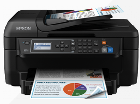 Epson WorkForce WF-2750DWF Driver 2.41
