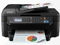 Epson WF-2750DWF Driver Windows 10/8/7
