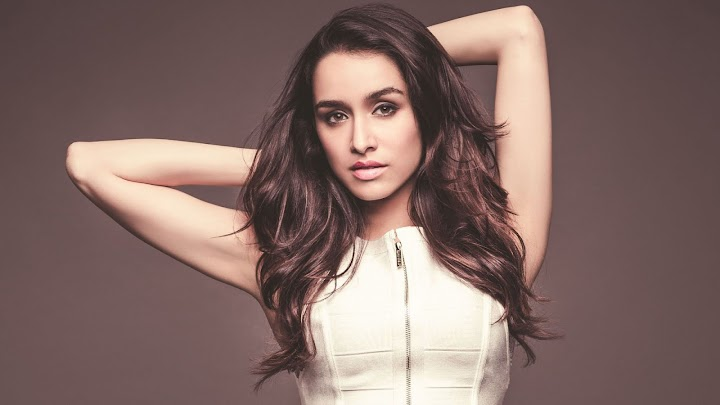Shraddha Kapoor Bollywood Heroine HD Wallpaper