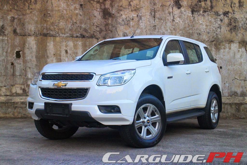 review 2014 chevrolet trailblazer ltx philippine car news car