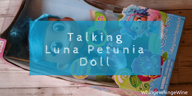 A review of the Talking Luna Petunia Doll from the Netflix Original series