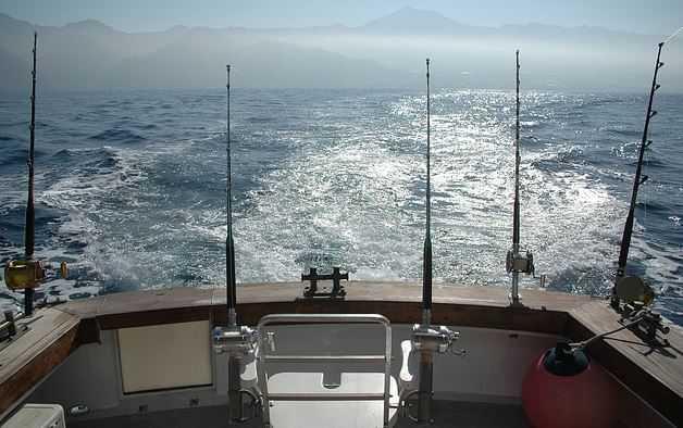 Cara mengatasi Mabuk Laut Ketika Mancing di Laut