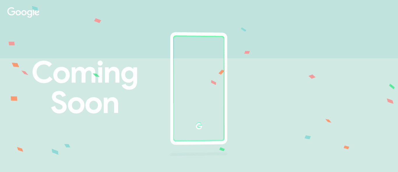 Google Teases Pixel 3 And Pixel 3 XL Color Options In New 'Coming Soon' Teaser