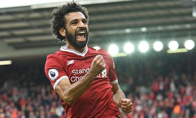 Mohamed Salah Tidak Terkejut Menjadi Mesin Gol The Reds
