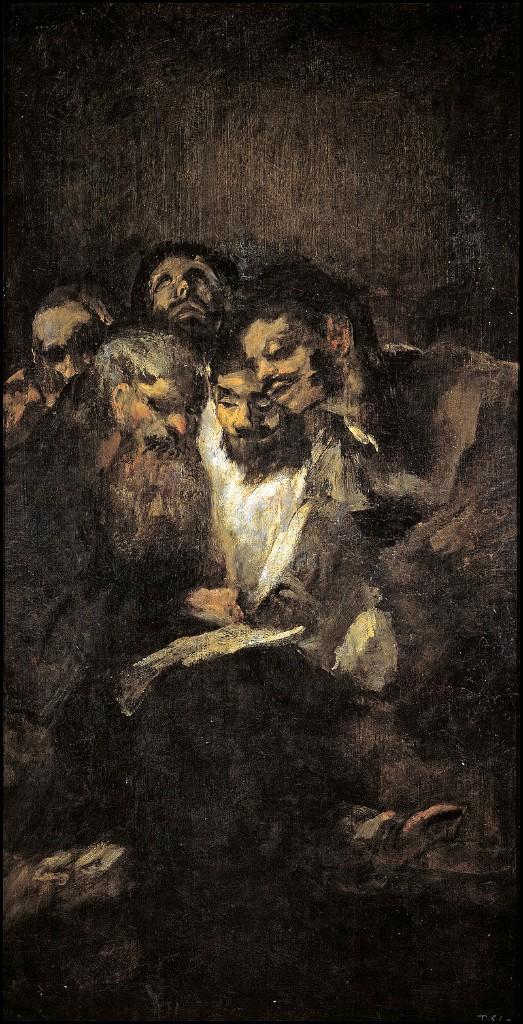 El misterio de las obras más famosas del arte: las pinturas negras