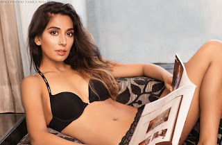 Extremely hot Boobs Cleavages of Monica Dogra WOW Sexy Bomb for magazine bra panties lingerie