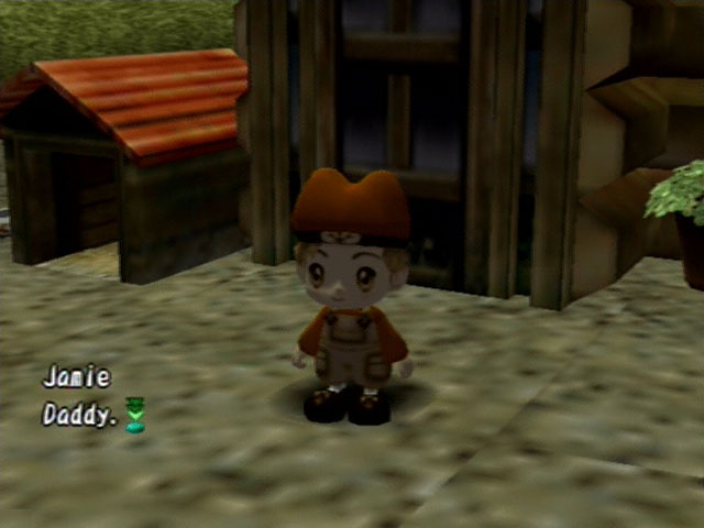 Harvest Moon: A Wonderful Life Special Edition PS2 GAME ISO Gameplay