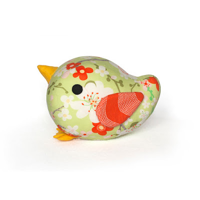 Bird toy pattern