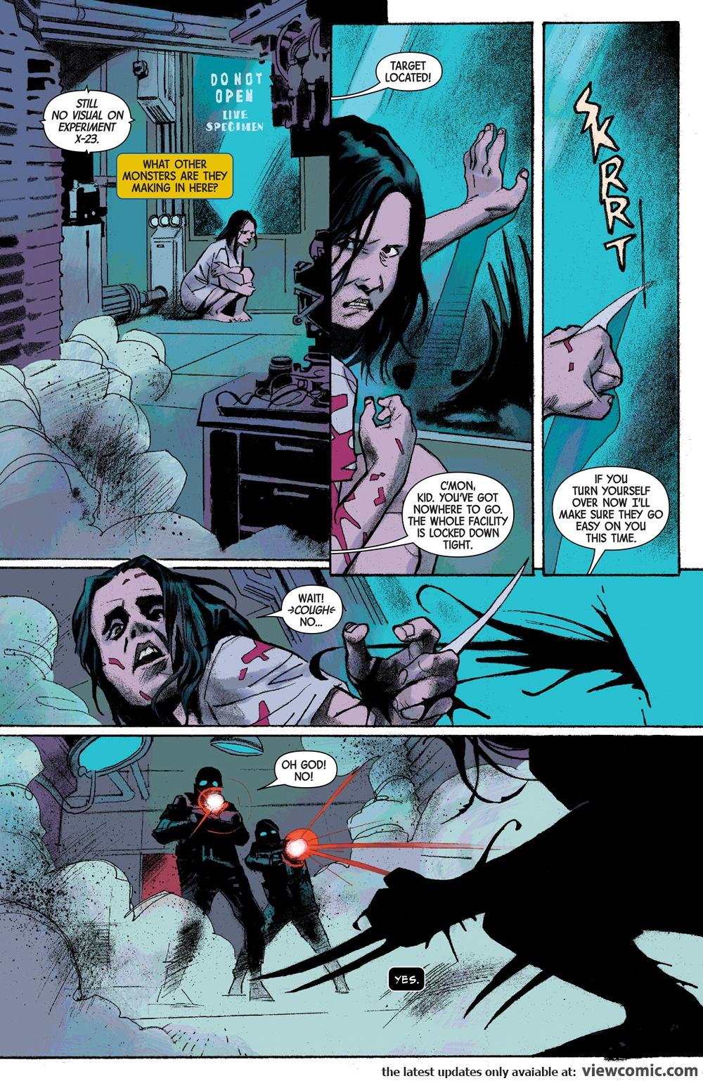 Edge of Venomverse 001 (2017) | Reading Comics Online For Free