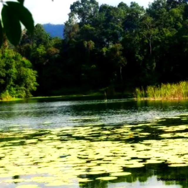 wisata danau rana kulan