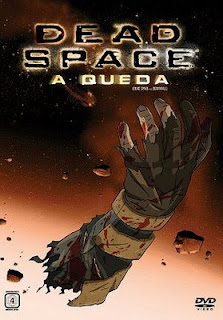 capa do filme Dead Space A Queda
