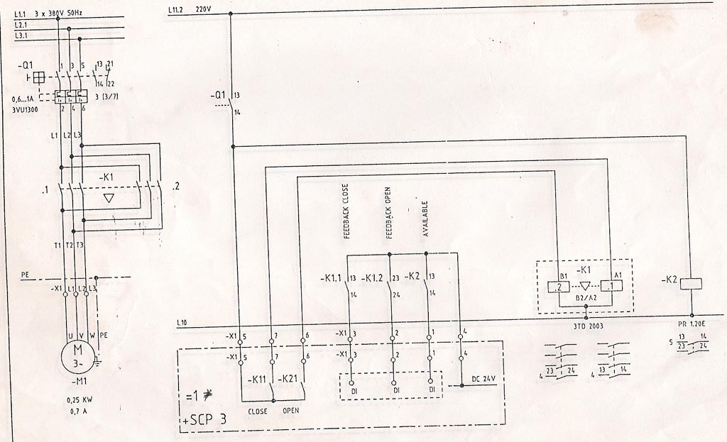 93  electrical panel drawing