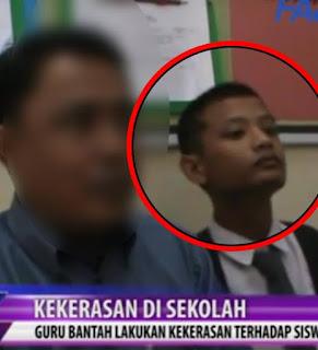 Karena Terlalu Cengeng, SMKN 2 Makasar Sudah Berencana Akan Keluarkan Alif, Nah Pertanyaannya Apa ada Sekolah Lain Yang Mau Nampung ? - Commando
