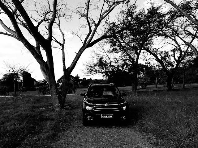 Fiat Toro Flex Automática - teste de longa duração