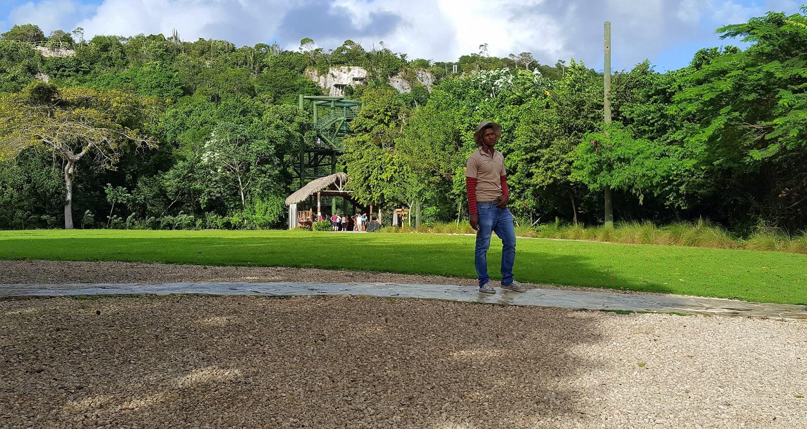 Scape Park na Dominikanie Cap Cana