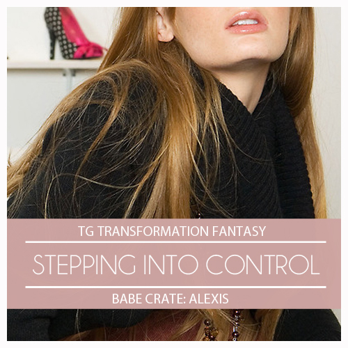 Stepping Into Control | Babe Crate: Alexis