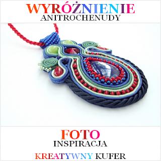 Praca wyróżniona w konkursie Kreatywnego Kufra