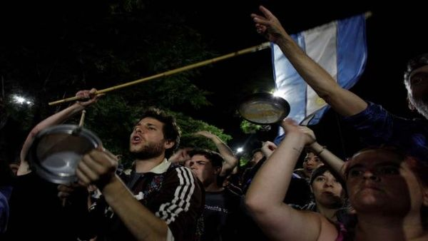 Foro de Sao Paulo rechaza reforma aprobada en Argentina