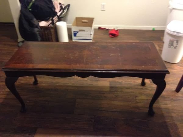 Thou Shall Craigslist: Sunday, February 09, 2014